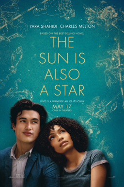 The Sun is also a Star Keyart